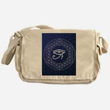 Eye of Horus Messenger Bag