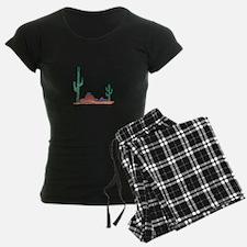 DESERT SCENE Pajamas