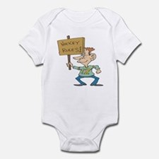 Hockey Rules Infant Bodysuit