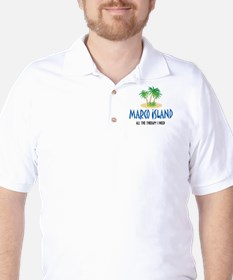 Marco Island Therapy - T-Shirt