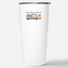 How Big Is Yours? Travel Mug
