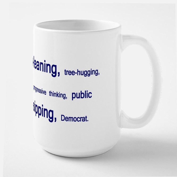A Progressive's Coffee Mug