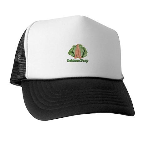 Lettuce Pray Trucker Hat