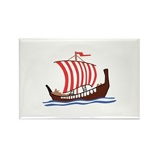 VIKING LONG SHIP Magnets