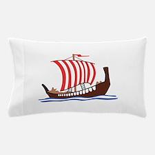 VIKING LONG SHIP Pillow Case