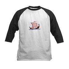 VIKING LONG SHIP Baseball Jersey