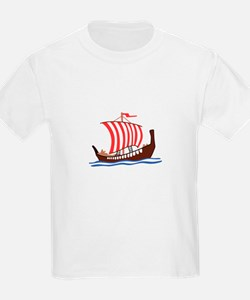 VIKING LONG SHIP T-Shirt