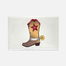 COWBOY BOOT Magnets
