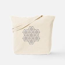 Octrahedron's Tote Bag