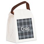 Tartan - Craig Canvas Lunch Bag