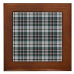 Tartan - Craig Framed Tile