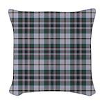 Tartan - Craig Woven Throw Pillow