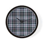 Tartan - Craig Wall Clock