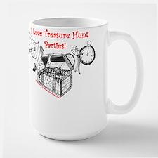 Treasure Adventure Party Mug