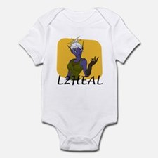 Lesca's L2Heal Infant Bodysuit