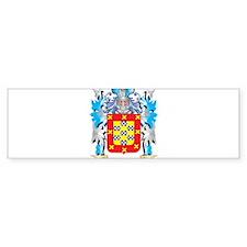 Vaz Coat of Arms - Family Crest Bumper Bumper Sticker