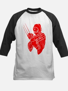 Ninja Shinobi Secret Agent Feudal Baseball Jersey