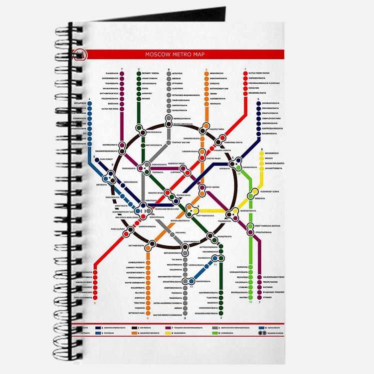 Moscow Metro Journal