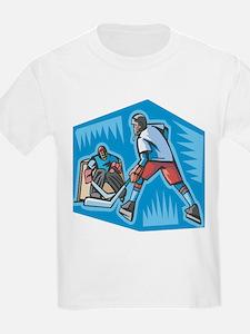 Hockey Player & Goalie T-Shirt