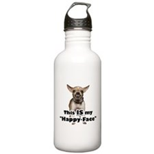 Funny Chihuahua Water Bottle