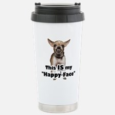 Cute Chihuahua lover Travel Mug