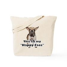 Funny Chihuahua Tote Bag
