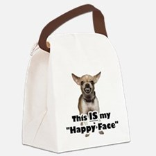 Cool Chihuahua Canvas Lunch Bag