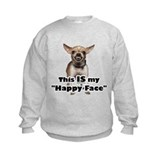 Chihuahua lover Crew Neck