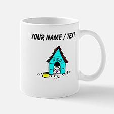 Custom Fido Doghouse Mugs