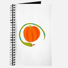 SNAKE AND PUMPKIN Journal