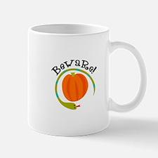 SNAKE BEWARE Mugs