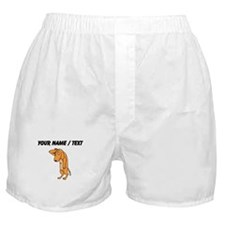 Custom Dramatic Dog Boxer Shorts