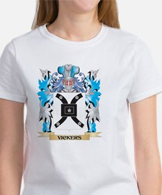 Vickers Coat of Arms - T-Shirt