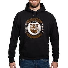 Tiger Fist Hoodie