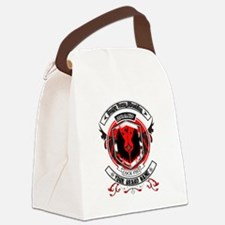 Dunty Town Direction Canvas Lunch Bag