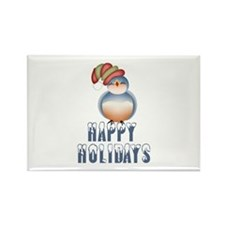 HAPPY HOLIDAYS Magnets