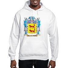 Villalobos Coat of Arms - Family Hoodie