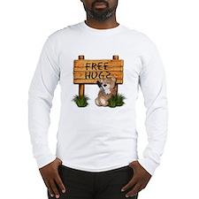 Unique Free hugs Long Sleeve T-Shirt