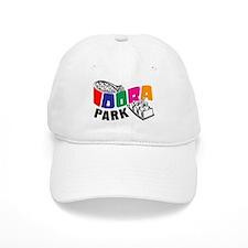 Idora Park Color Rollercoaster Baseball Cap