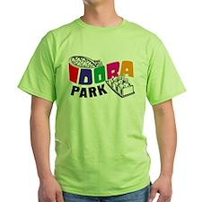 Idora Park Color Rollercoaster T-Shirt
