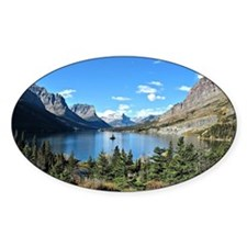 Rocky Mountains, Alberta, Canada Decal