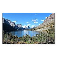 Rocky Mountains, Alberta, Cana Decal