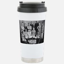 Vintage Montreal Hockey Stainless Steel Travel Mug