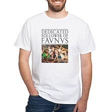 Follower Of Faunus horny t-shirt