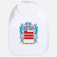 Voller Coat of Arms - Family Crest Bib