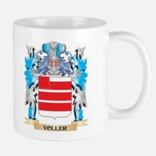 Voller Coat of Arms - Family Crest Mugs