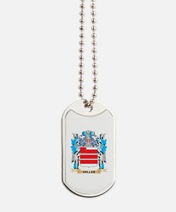 Voller Coat of Arms - Family Crest Dog Tags