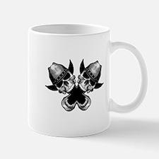 Cowboy Skulls Mugs