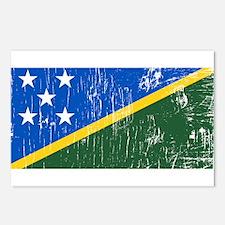Vintage Solomon Islands Postcards (Package of 8)