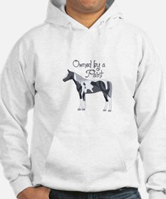 OWNED BY A PAINT HORSE Hoodie